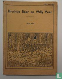 Bruintje Beer en Willy Veer