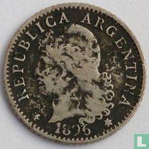 Argentina 5 centavos 1896