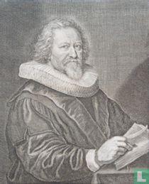 Portret van Gerardus Joannes Vossius (1577-1649)