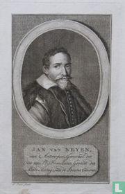 JAN VAN NEYEN, van Antwepren, Generaal der Order van St. Franciscus, Gesant des Aards-Hertogs,aan de Staaten Generaal.