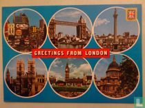 Londres: Greetings From London