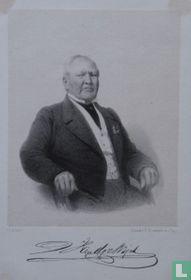 Portet van Carel Anastasius Leopold van der Wijck (1804-1885)
