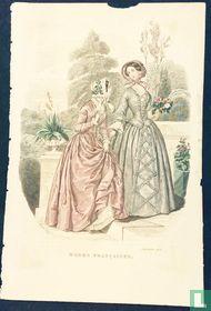 Deux femmes sur la terasse - Septembre 1850