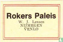 Rokers Paleis - W.J. Lensen
