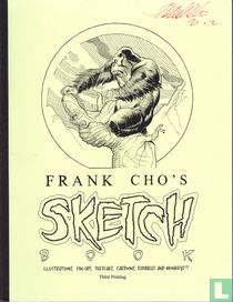 Frank Cho's Sketch Book
