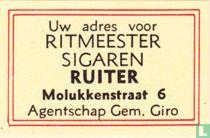 Ritmeester sigaren Ruiter
