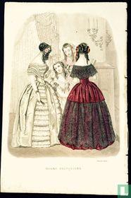 Quatre femmes - Janvier 1851