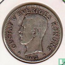 Zweden 2 kronor 1913