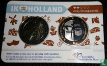 "Netherlands 2 euro 2015 (coincard) ""Waffles"""