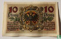 Donauwörth, Stadt 10 Pfennig OD