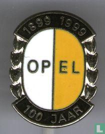 100 jaar Opel 1899-1999