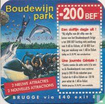 Boudewijn park dolfinarium