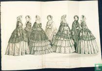 Etoffes  et confections nouvelles pour l'été de 1853 - 359bis