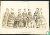 Étoffes et confections nouvelles pour le printemps de 1852 - 324bis