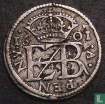 Engeland 1 penny 1601