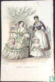 Mère, enfant et nourrice (1850-1853) - 335