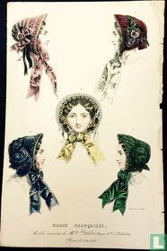 Modèles nouvelles de Mademoiselles Bühler, Hiver de 1852-1853