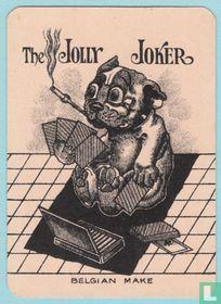 Joker, Belgium, Antoine van Genechten S.A., Speelkaarten, Playing Cards