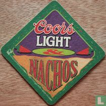 Coors light - Nachos