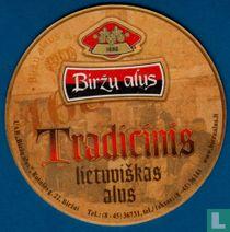 Birža alus - Tradicinis