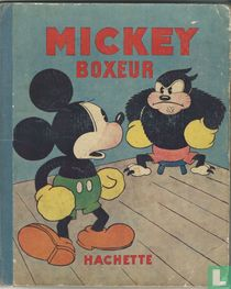 Mickey boxeur