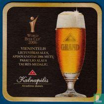 Kalnapilis  World beer cup 2006