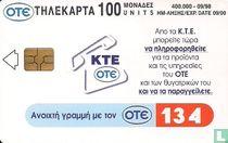 OTE 134
