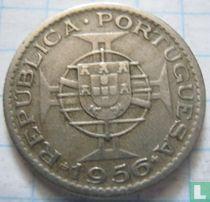 Angola 2½ escudos 1956