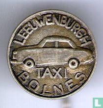 Leeuwenburgh Taxi Bolnes