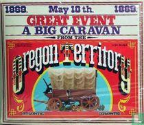 Oregon Territory Caravan Wagons