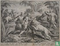 Arte Leo astutis mira superatur ab Afris.