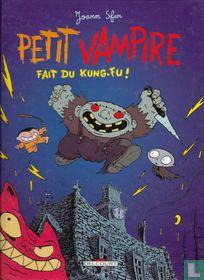 Petit vampire fait du kung-fu!