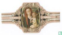 Hugo van der Goes - De Maagd en het Kindeke Jezus