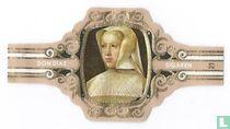 Bernard van Orley - Portret van Isabella van Oostenrijk