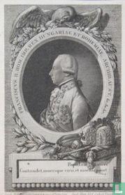 FRANCISCUS II. ROM. IMP. REX HUNGARIAE ET BOHEMIAE, ARCHID. AUS. &c. &c. &c.