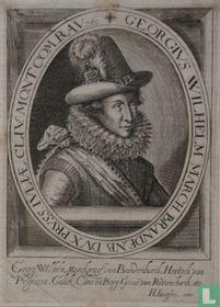Georg Wilhelm , Marckgraef van Brandenburgh, Hertoch van Pruyssen, Gulick, Cleue en Berg, Graue van Ravensburg, etcl.