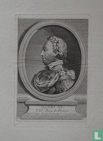 HENRY III. LXIe. Roy de France, Mort à Saint Cloud, en 1589, Après 15 ans de régne.