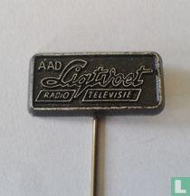 Aad Ligtvoet radio en televisie