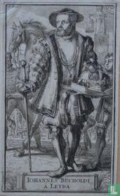 IOHANNES BUCHOLDI Á LEYDA.
