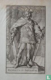 HENRICUS IV. IMPERATOR.