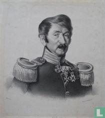 Portret van Jhr. Reinhold Anthonie Klerck (1774-1854)