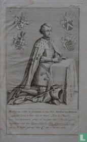 Afbeelding van 't Glas, ter gedachtenis van den Heere Nicolaas van Ruiven