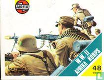 W.W.II Afrika Korps