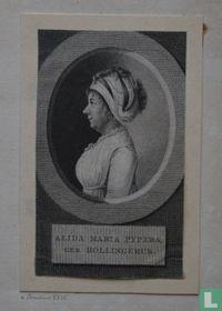 ALIDA MARIA PYPERS, GEB. HOLLINGERUS.