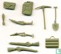 Britse wapens en werktuig