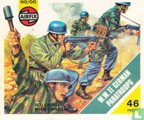 W.W.II German Paratroopers