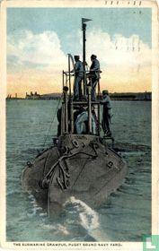 The Submarine Grampus, Puget Sound Navy Yard