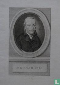 Mr. M.C. VAN HALL.