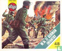 W.W.II German Infantry