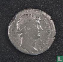 Romeinse Rijk, AR Denarius, 117-138 AD, Hadrianus, Rome, 128 AD